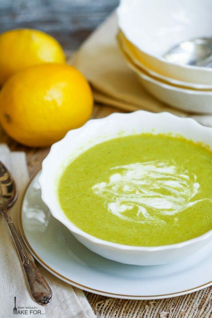 Easy Asparagus Soup