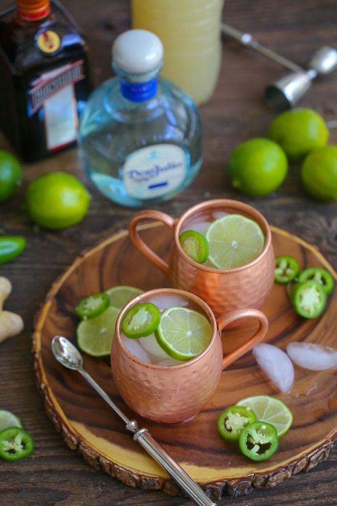 Mexican Mule - What Should I Make For