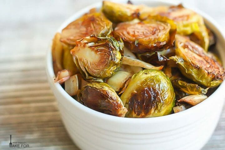 Brussels Sprouts, Fennel and Leeks