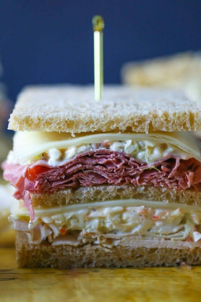South Orange Sloppy Joe Sandwich