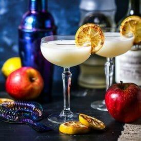 Ginger Apple Cocktail