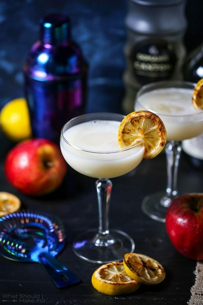 Ginger Apple Cocktail