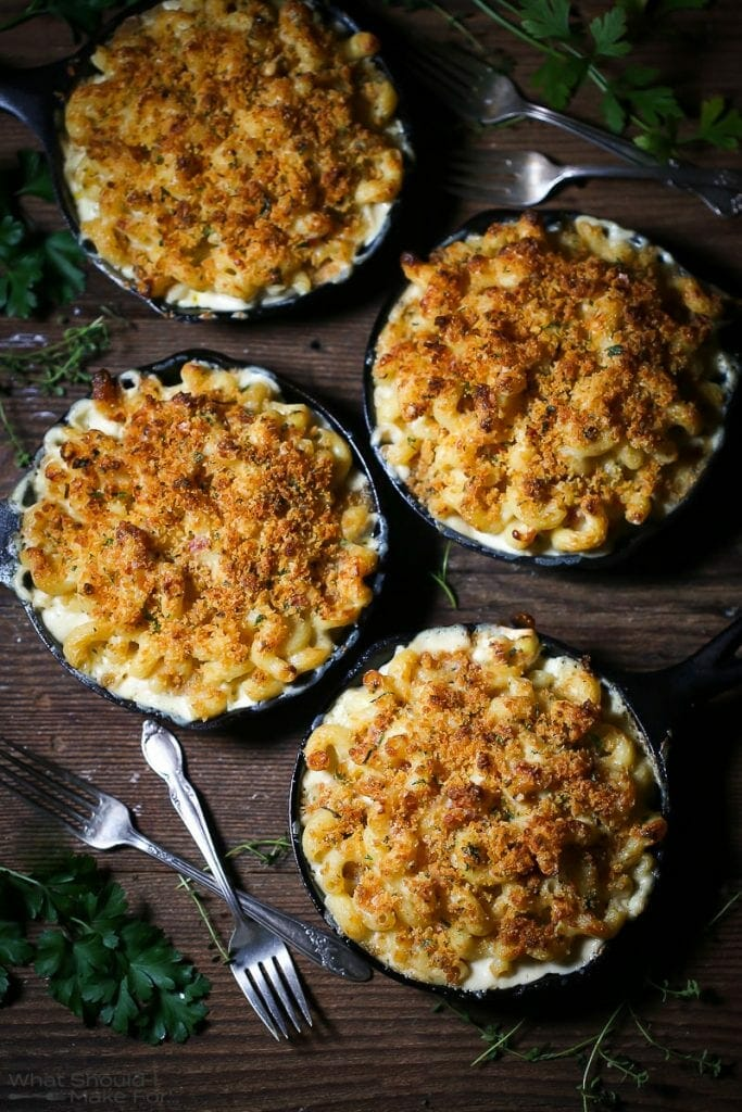 The Only Mac and Cheese Recipe You'll Ever Need!
