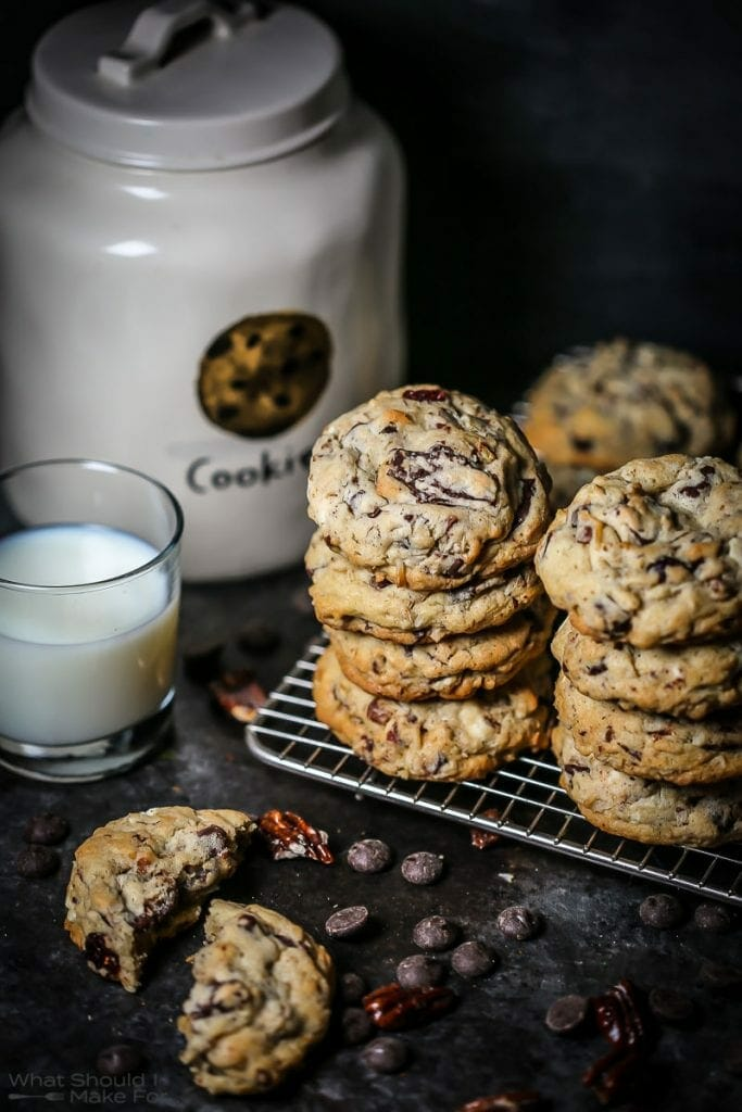 Kitchen Sink Cookies What Should I Make For
