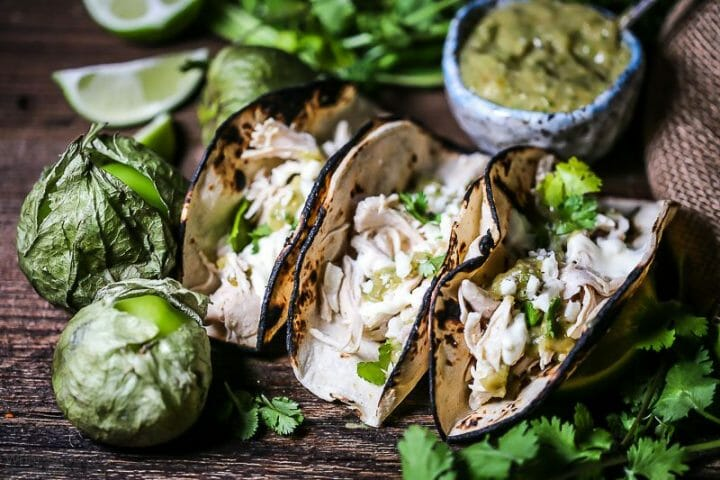 Margarita Chicken Tacos