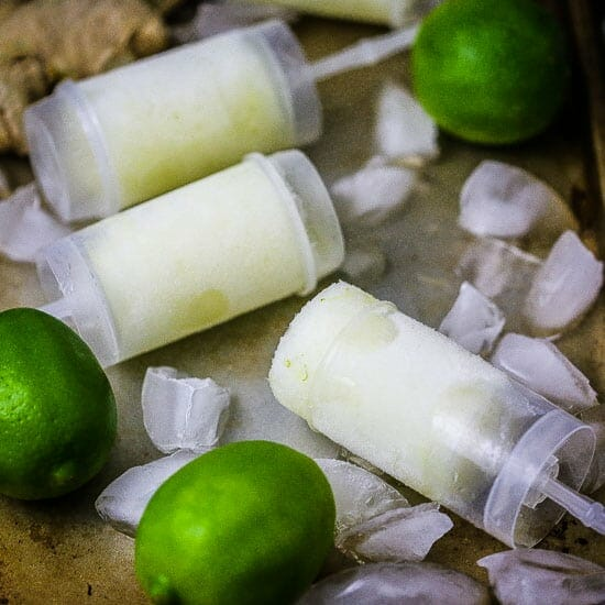 Moscow Mule Push-Pops